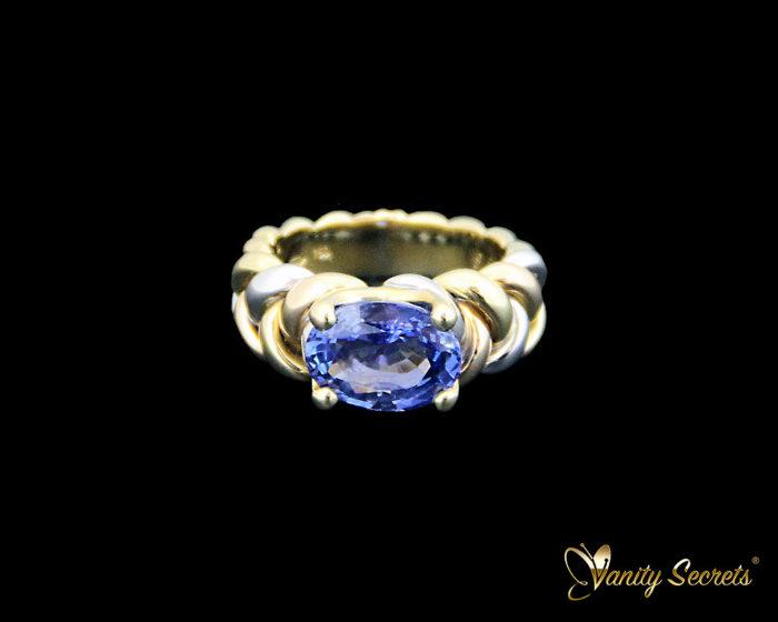 Vanity Secrets Natural Ceylon Sapphire