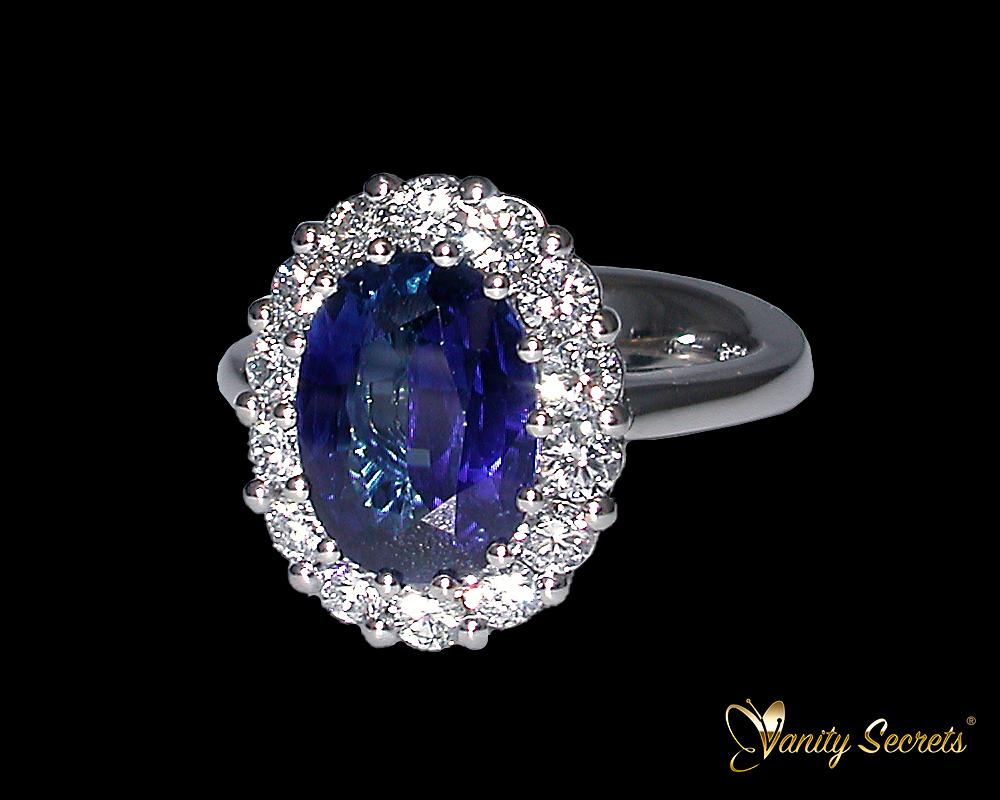 High Jewelry Vanity Secrets London Ceylon Sapphire