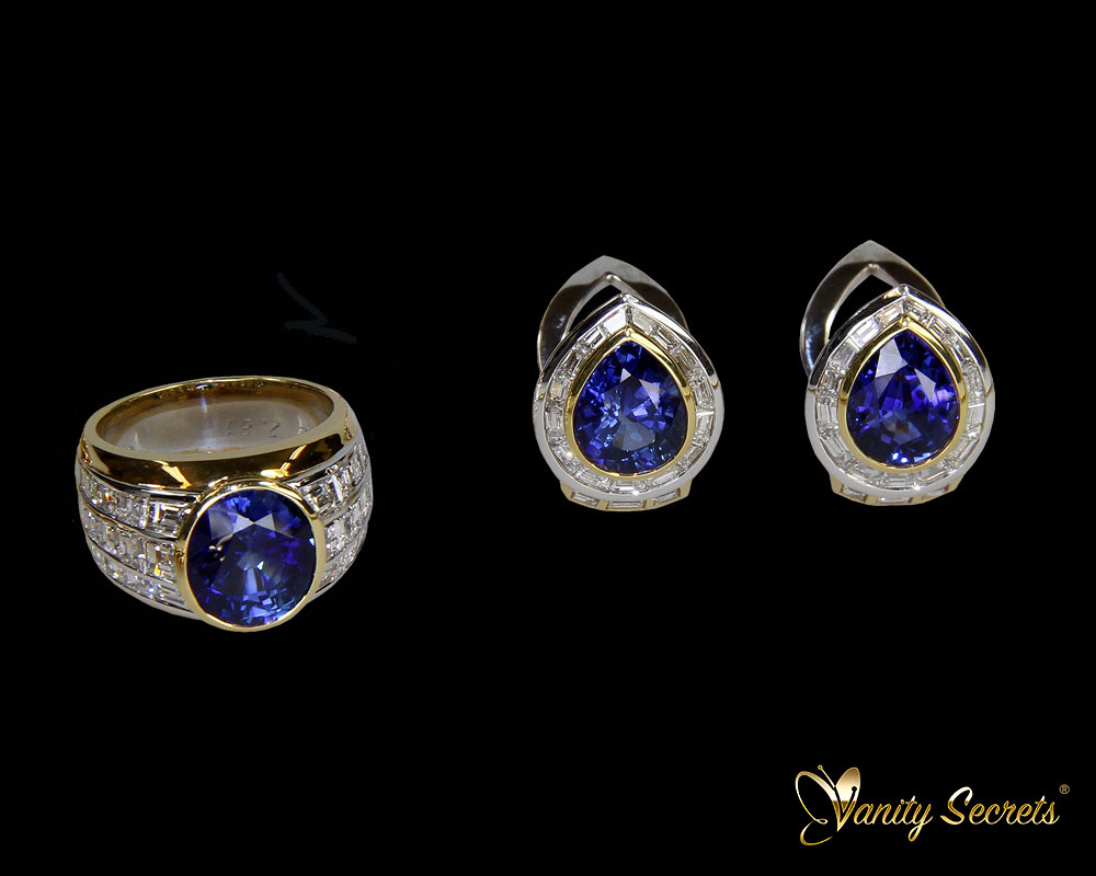 Vanity Secrets London Cylon Sapphire
