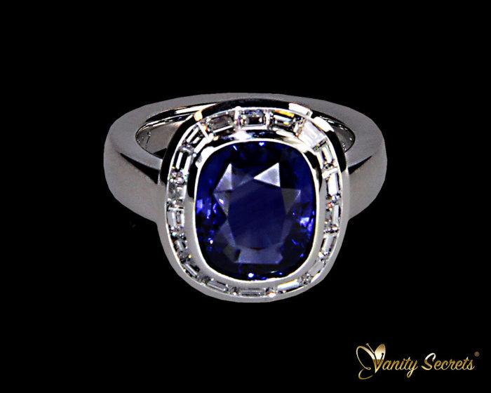 Vanity Secrets London Ceylon Sapphire