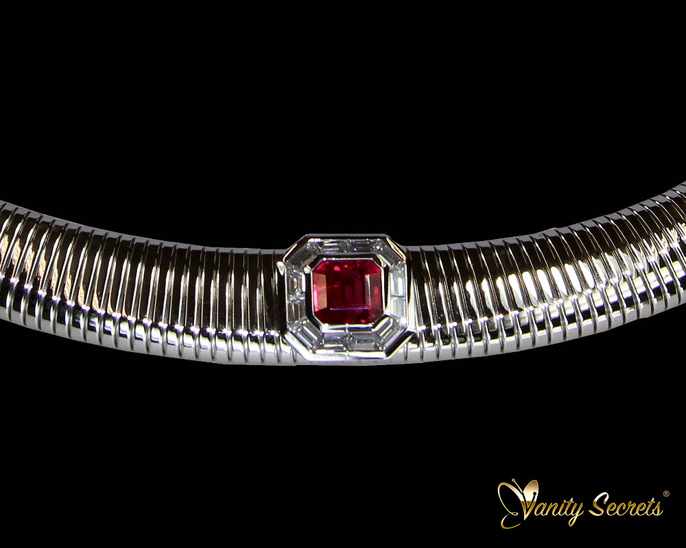 Vanity Secrets London Collier Ruby Vietnam