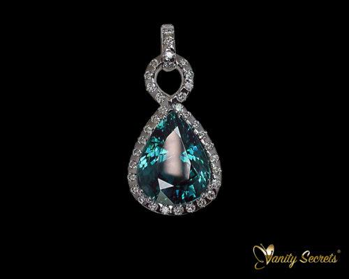Vanity Secrets London - Hogh Jewelry Pendant Zirkon